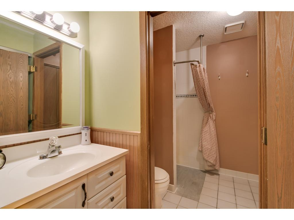 Owner's  Suite features a 3/4 bath for more privacy and convenience.