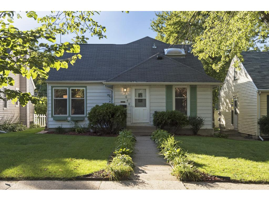 Charming Armatage 1.5 story on tree-lined street close to parks, schools, cafes, and restaurants.