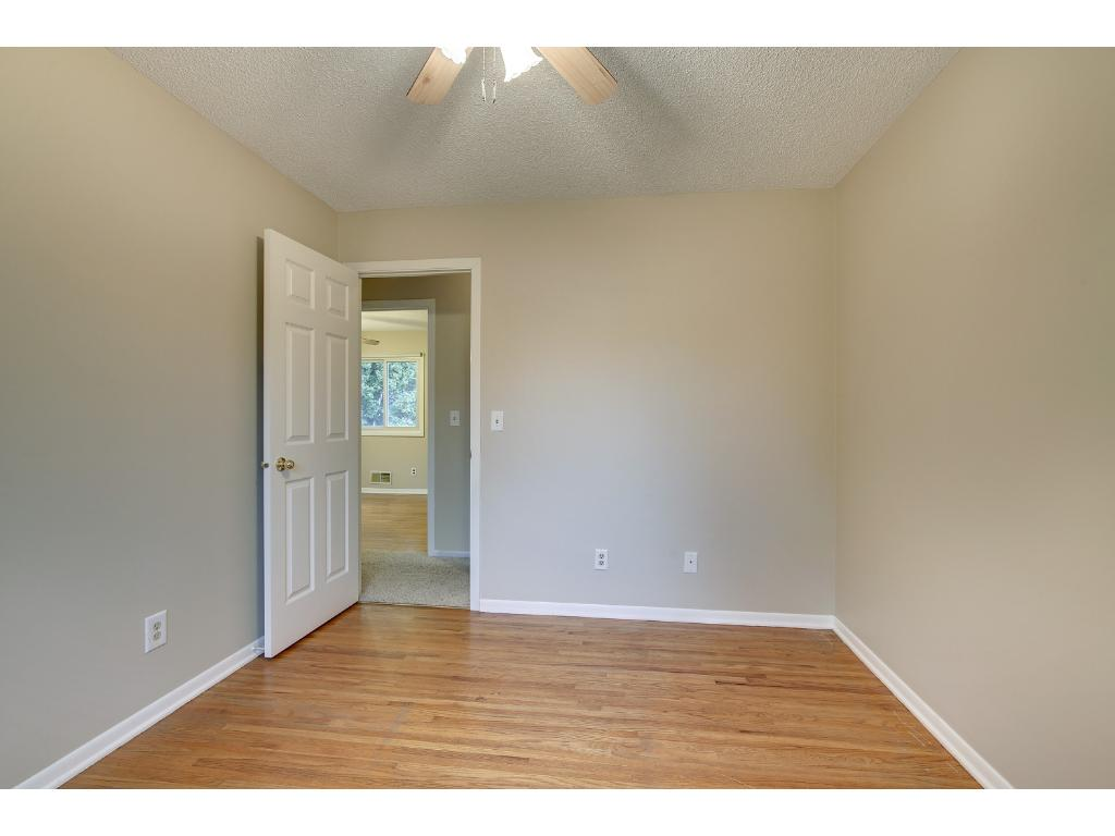 ...Three bedrooms on the main level.