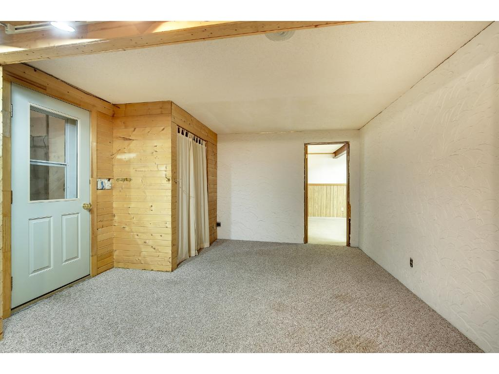 With direct access to the garage and the perfect closet space