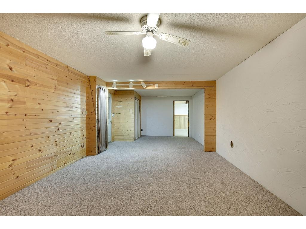 Previously this space was used as a dance studio.