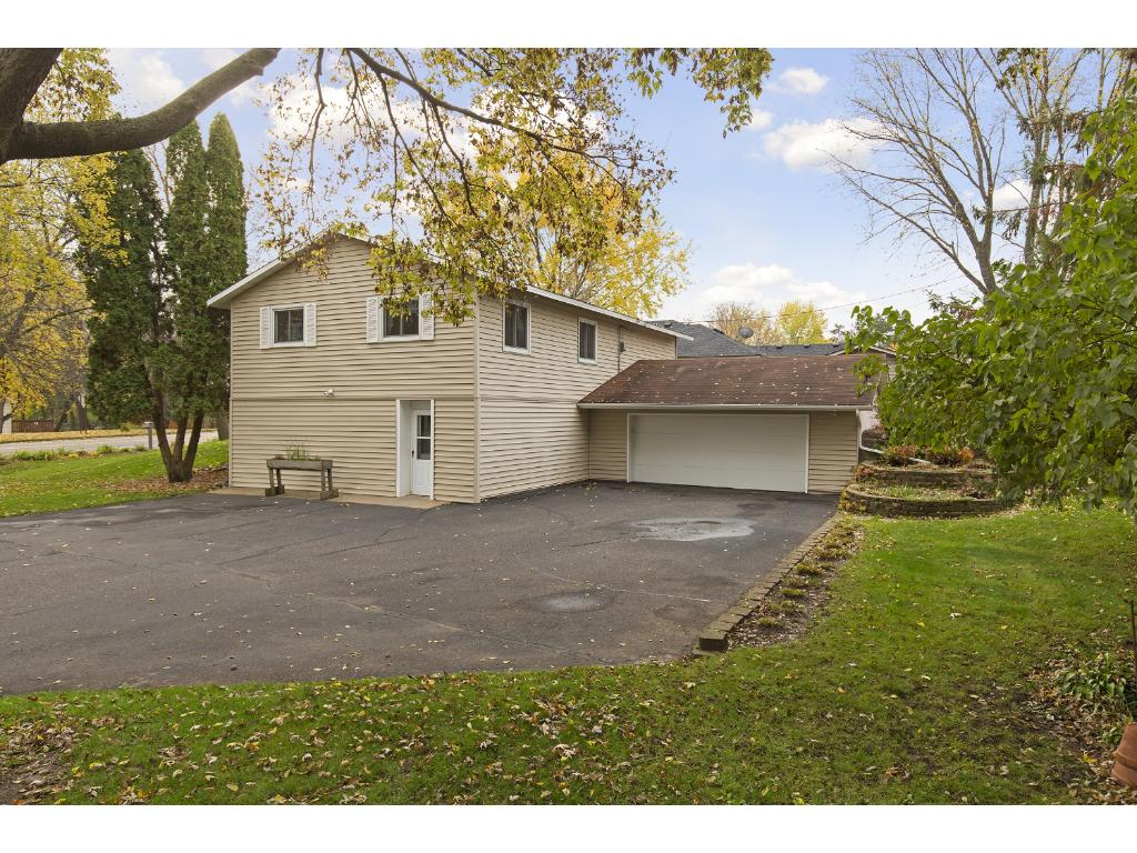 Perfect access for your home based business.  Oversized two car garage plus ample off street parking.