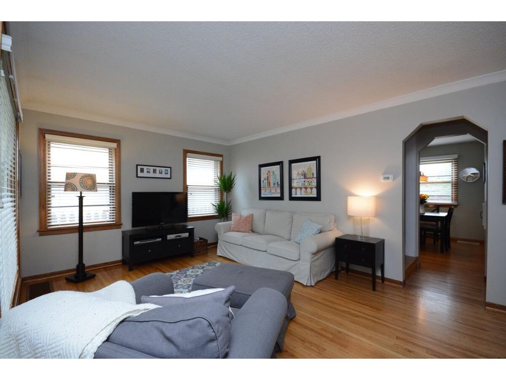 Welcome home to 5656 Longfellow!  Just steps to local favorite restaurants and Lake Nokomis!