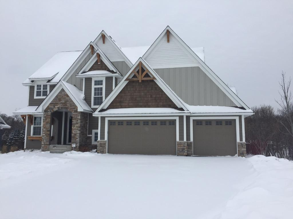 Quality built two-story home by Gonyea