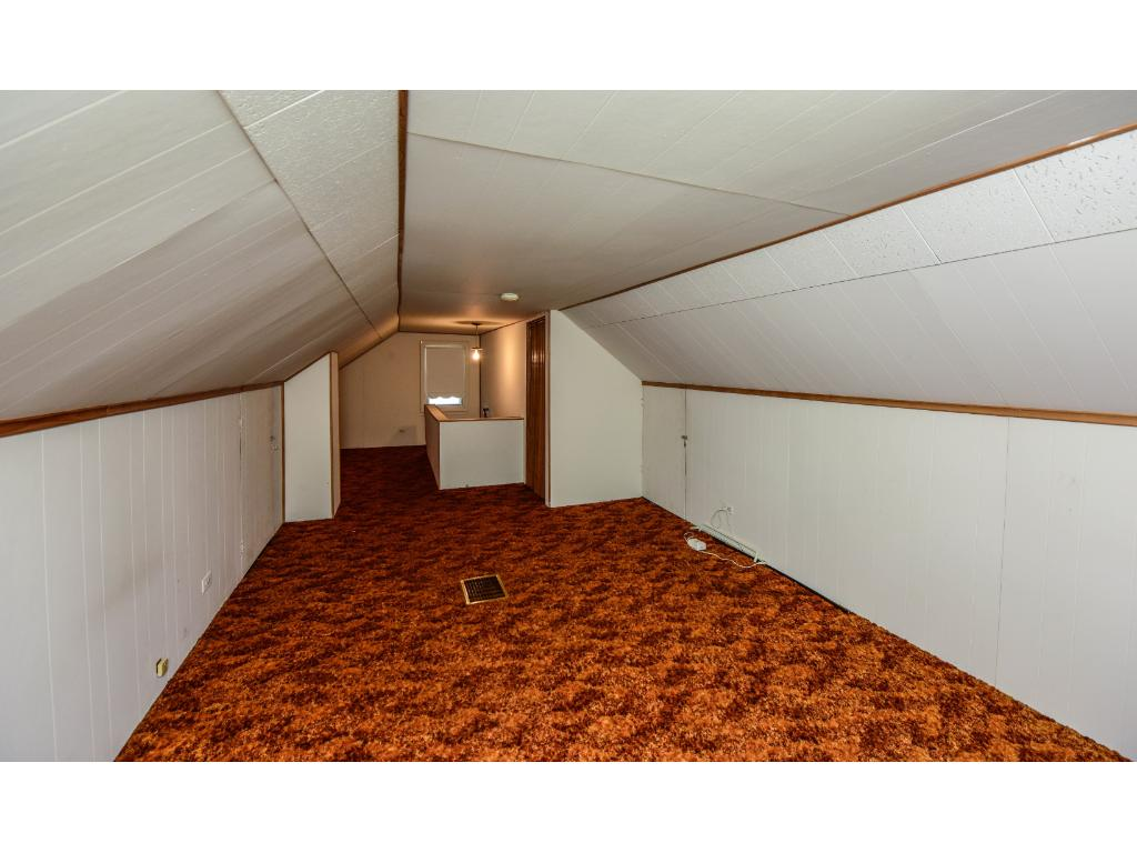 Update this upstairs for a spacious master bedroom