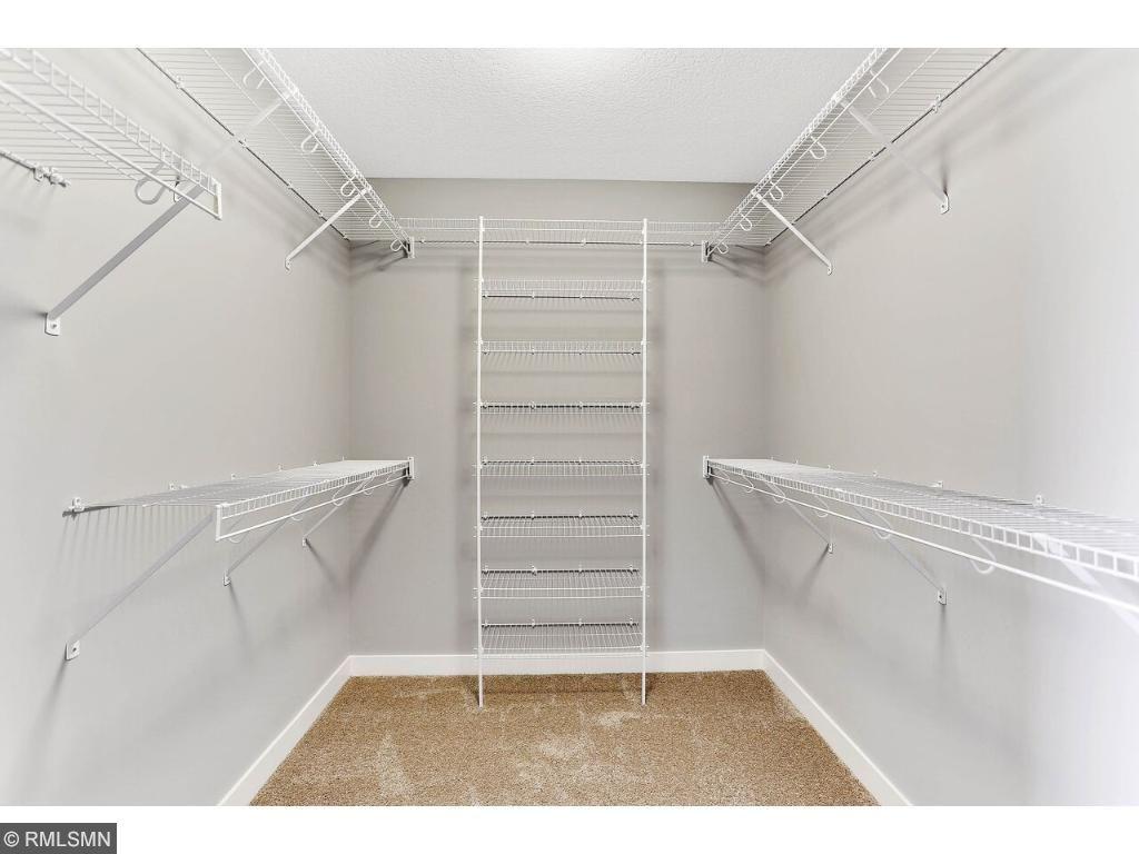 Large Walk in Closet!