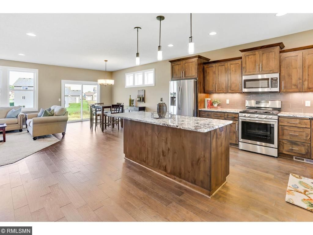 A Kitchen you'll Love to Come Home to!
