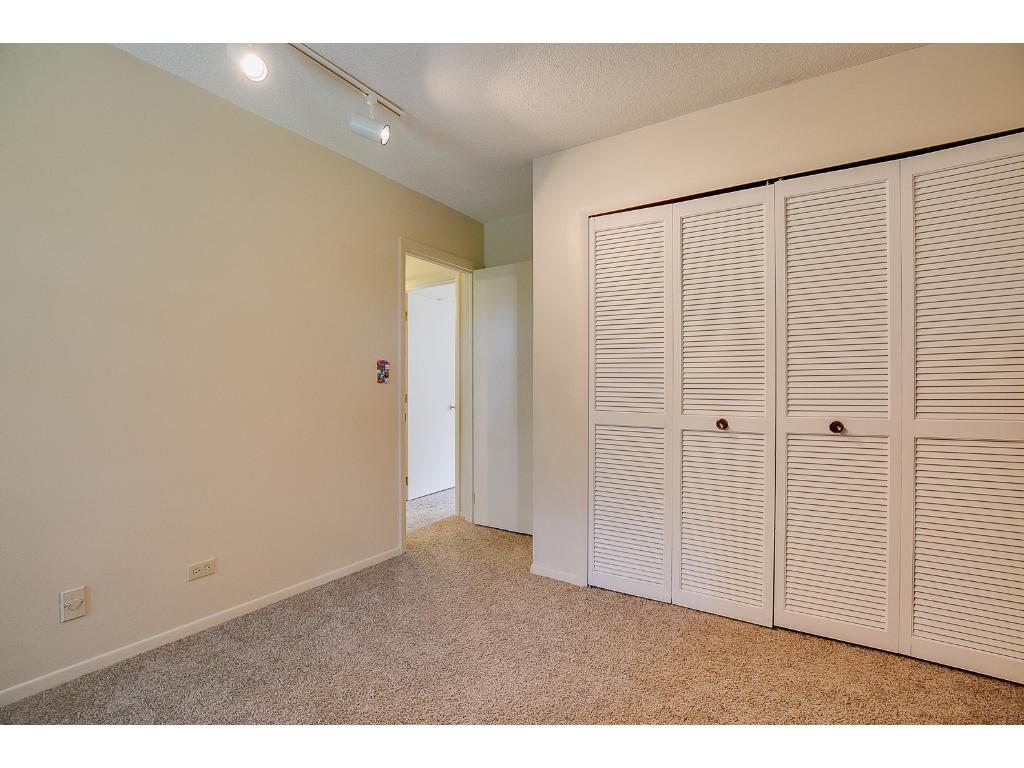 huge closet in second bedroom