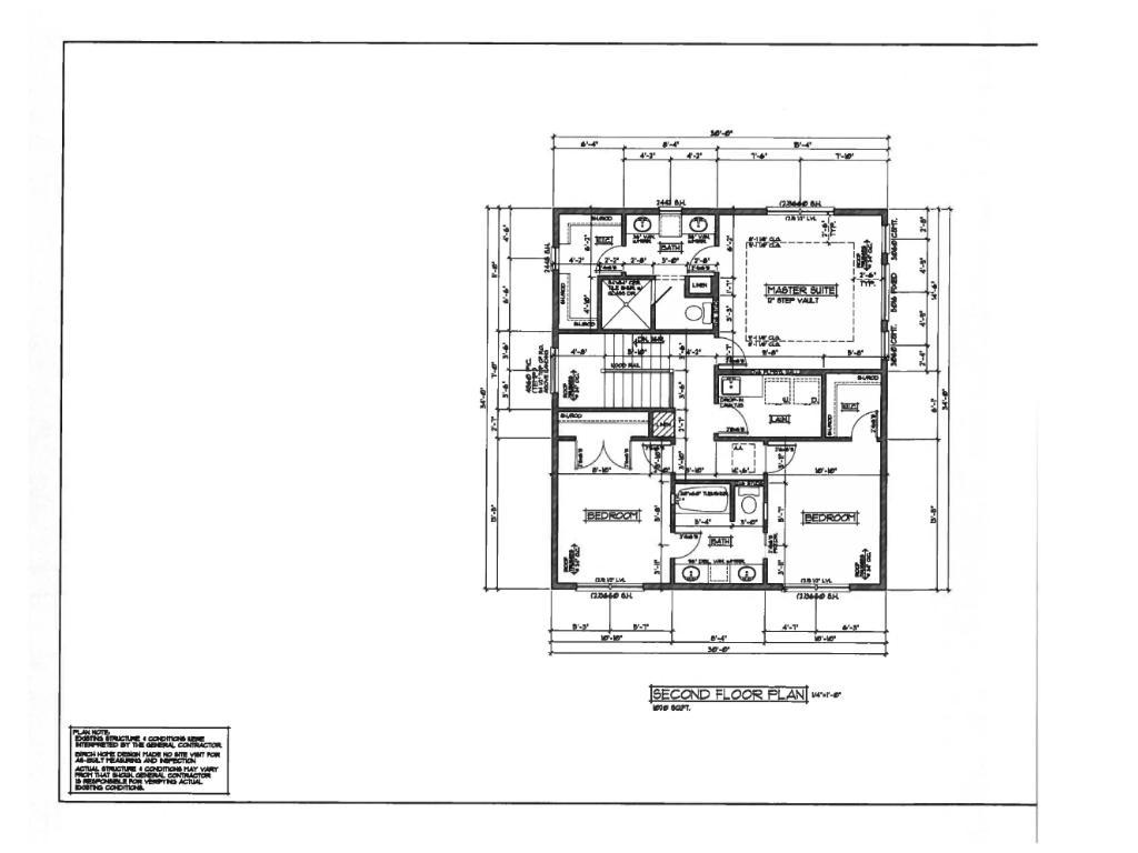 2nd floor design