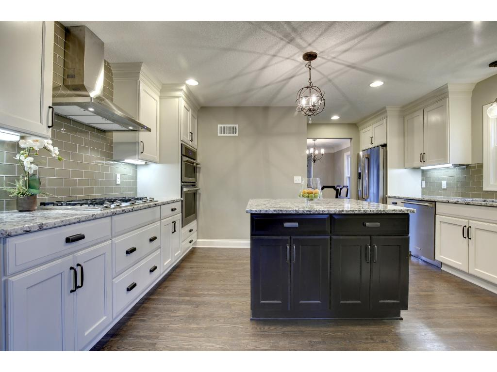 Not Actual Home but Similar Design by EHR Construction. Many Options & Designs to choose from.