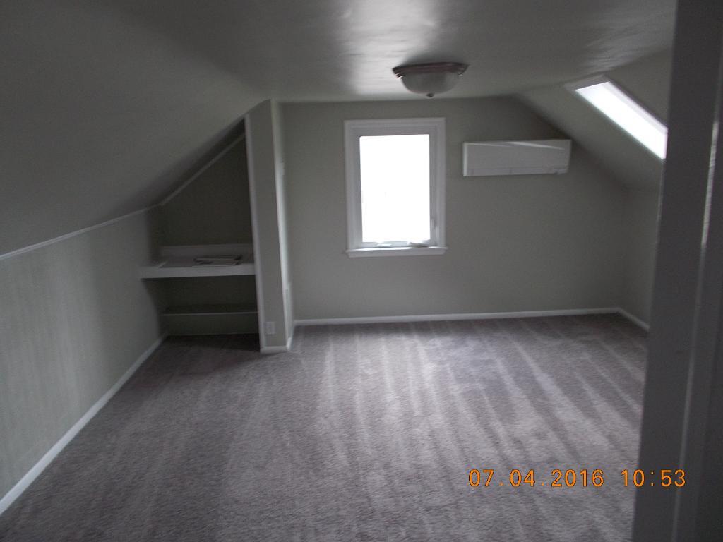 huge upper bedroom!
