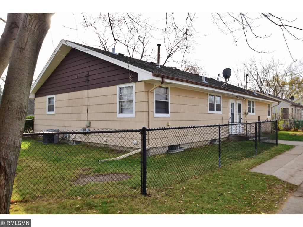 Fenced Yard, Architectural Shingles, Partial Brick Front & Very Well Maintained!