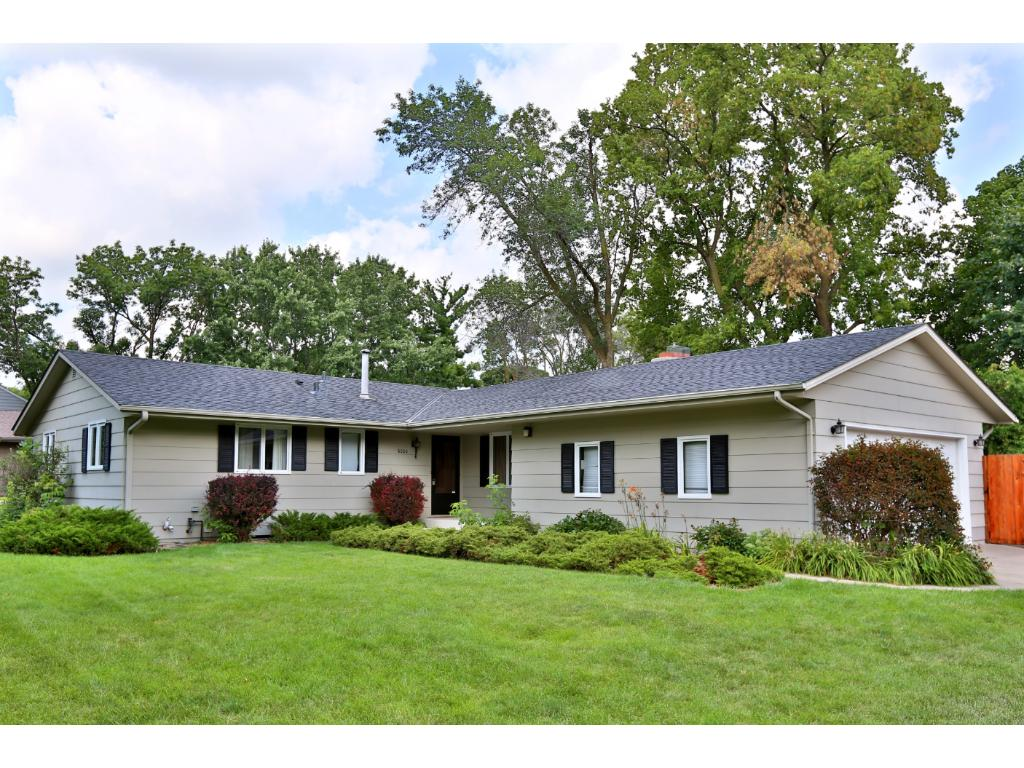 Excellent family home on a huge cul-de-sac style ~1/3 acre lot- tons of privacy!
