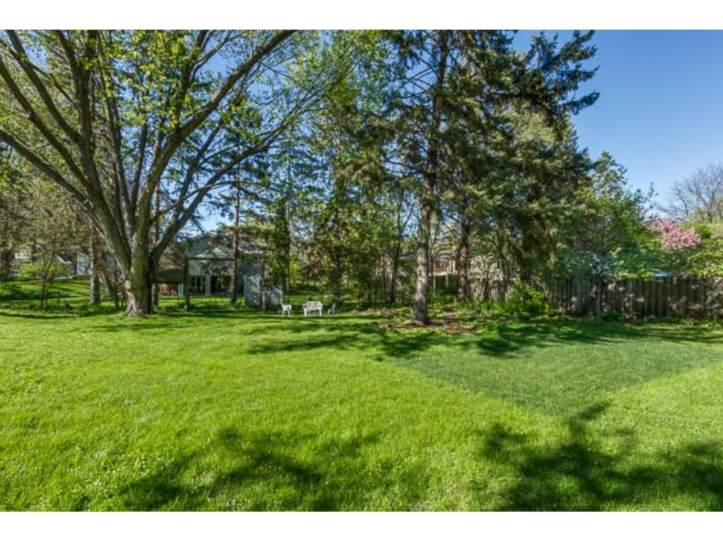 Closer to nature in the heart of Edina, enjoy the opposite angle yard views and soak in the appreciation of all that is great about fine living.