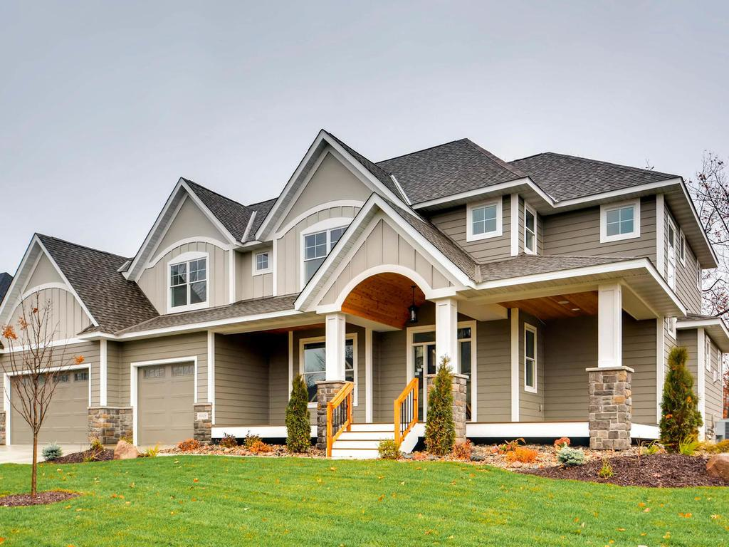 New construction just completed by Greenwood Design Build