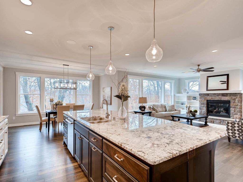 Granite counter tops with lifetime warranity