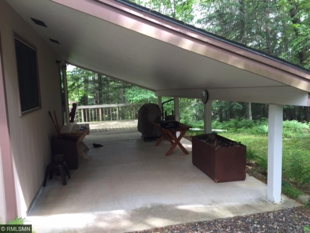 Covered Entry Patio
