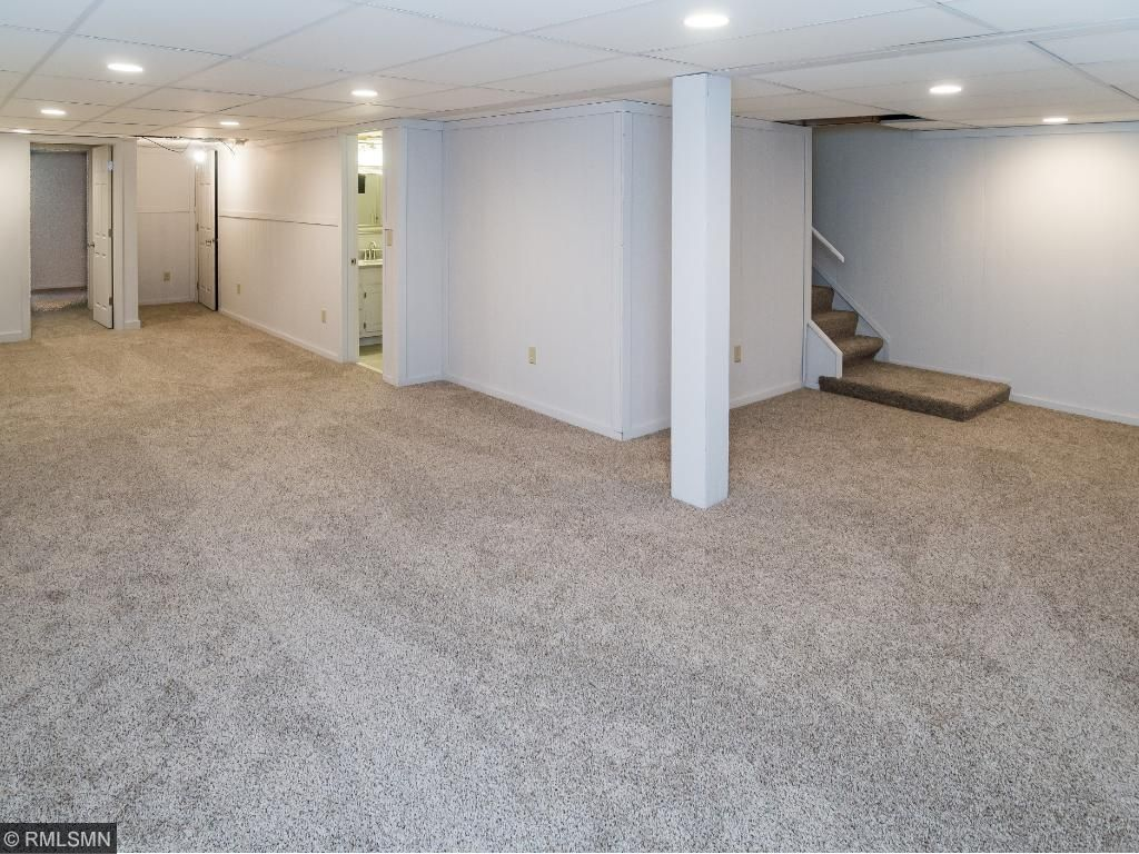 Lots of room for entertaining downstairs