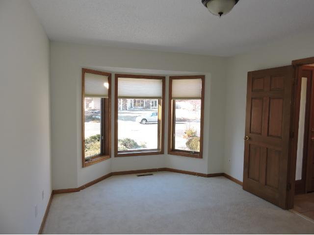 Main floor den, office or second bedroom.