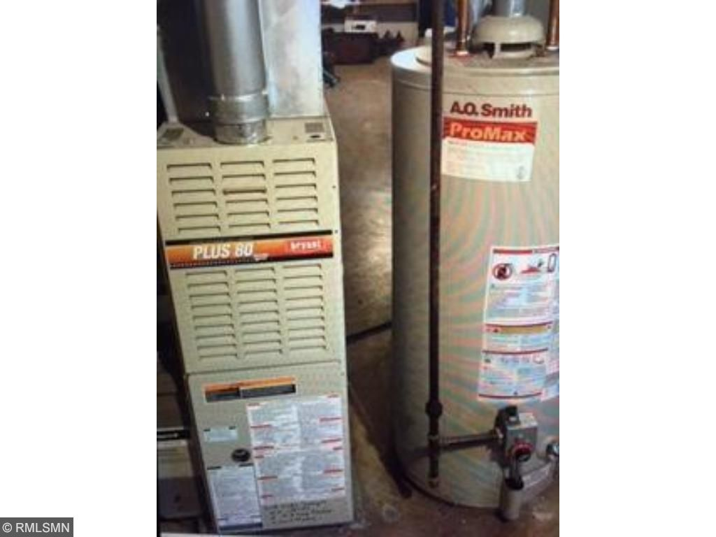 Newer H20 & Furnace