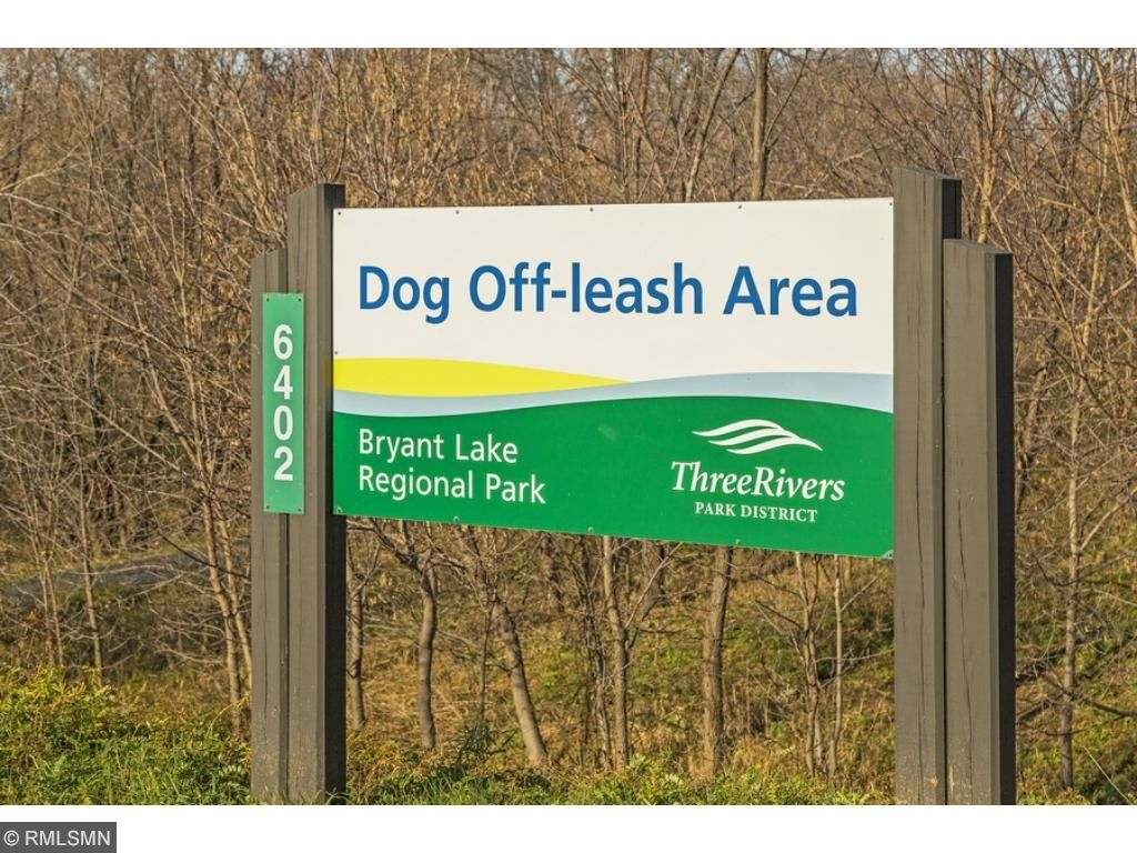 Walk down to the new Dog Park just 5 minutes away!