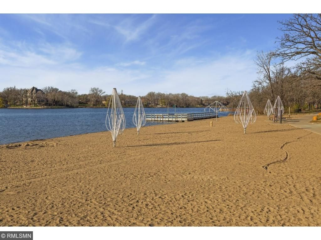 And...just a 1/2 mile is Bryant Lake Park with swimming beach, boating, kayaking and wonderful walking and running trails!