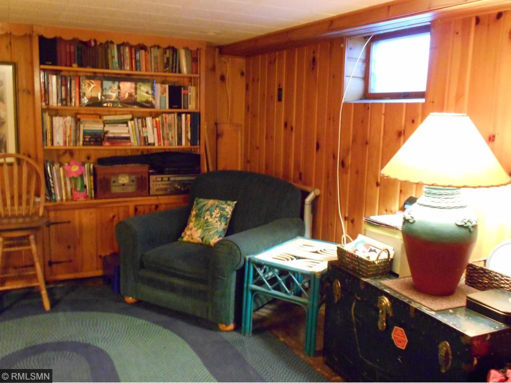 Large Lower Level Recreation Room