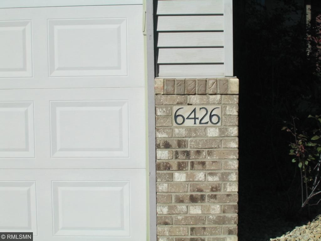 Quality home with a no maintenance exterior.