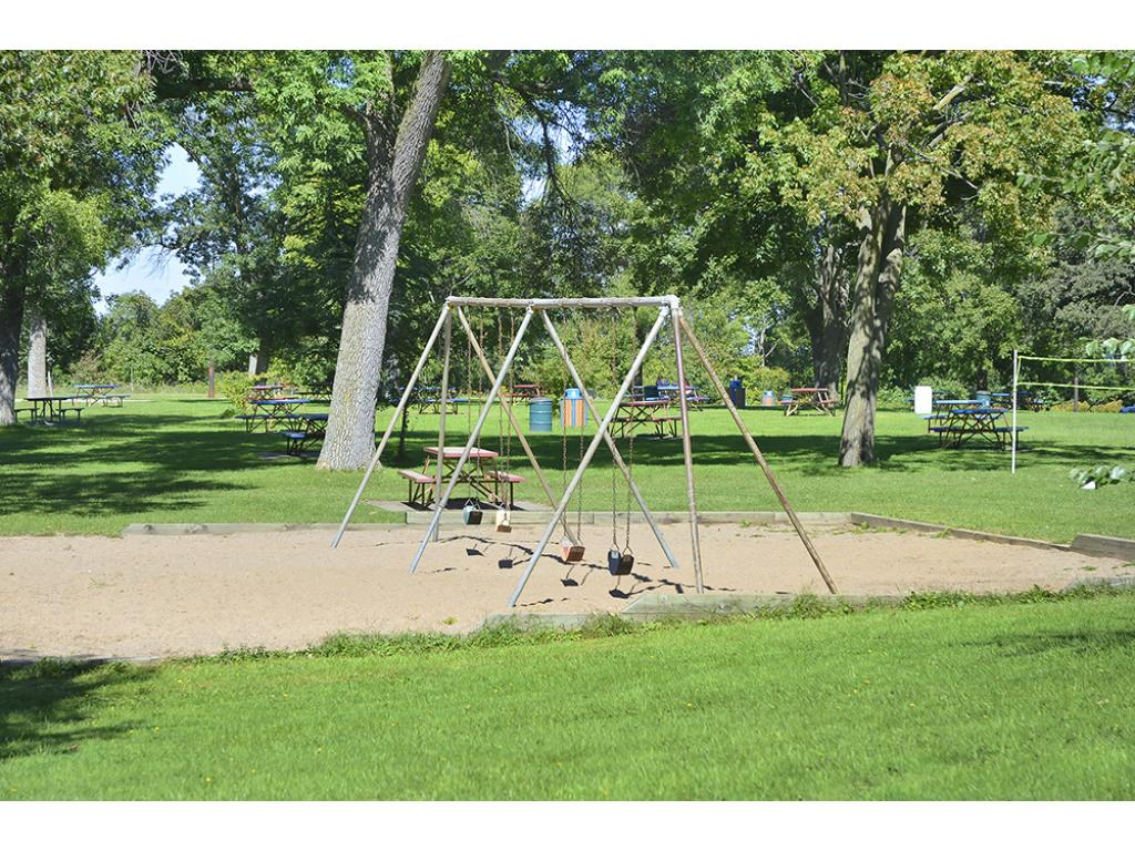 ... more of the playground at Cherokee Park.
