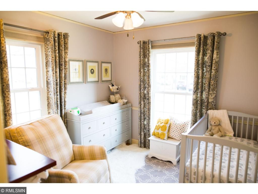 Bedroom 1- Hardwood Floors, Newer Windows