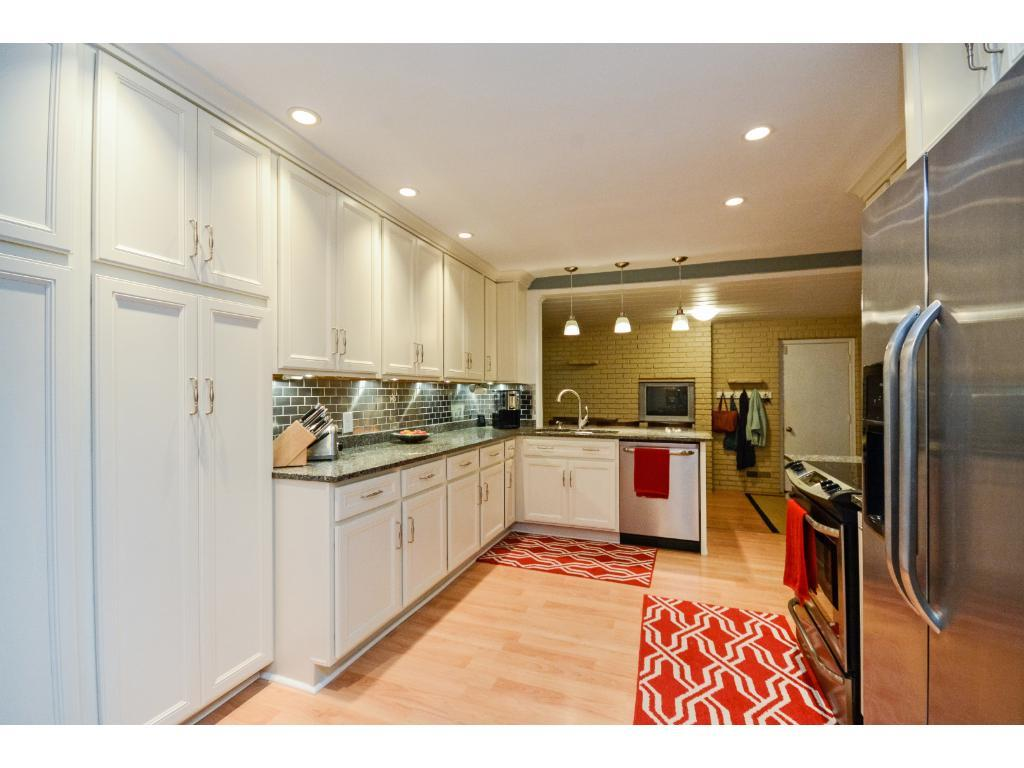Wonderful Updated Kitchen