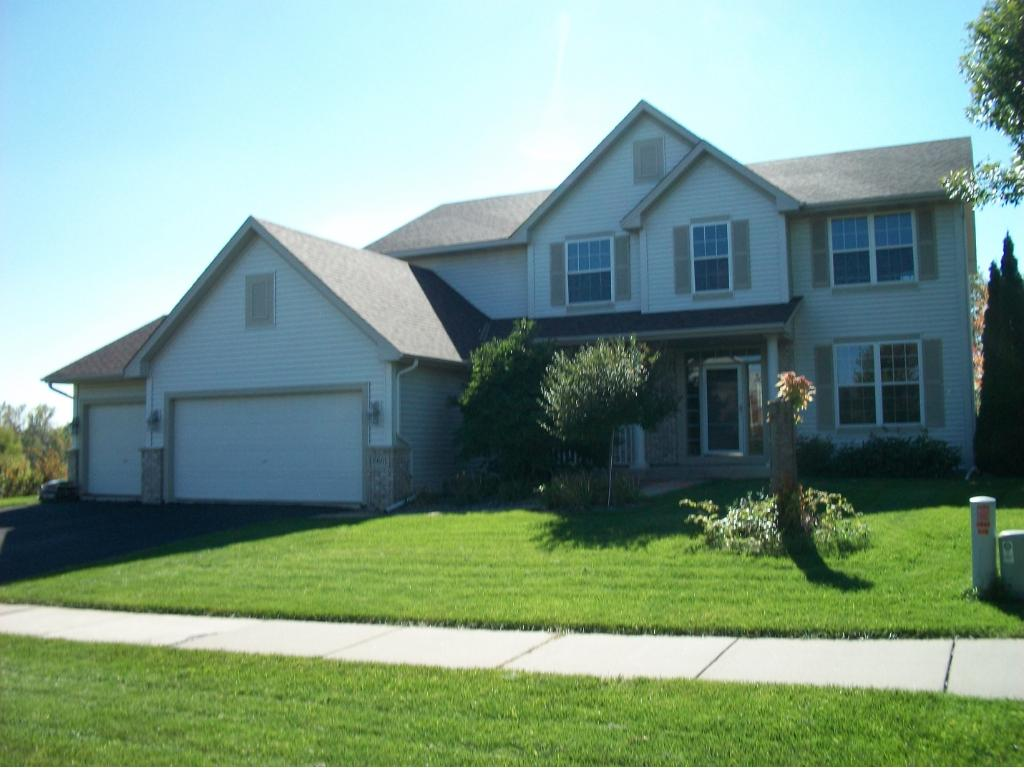 Front of 6601 Garland Lane N. Maple Grove, MN, Wayzata ISD #284