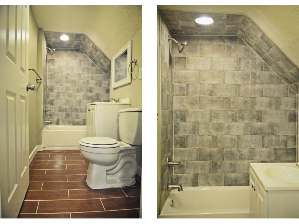 check out the custom tile work!