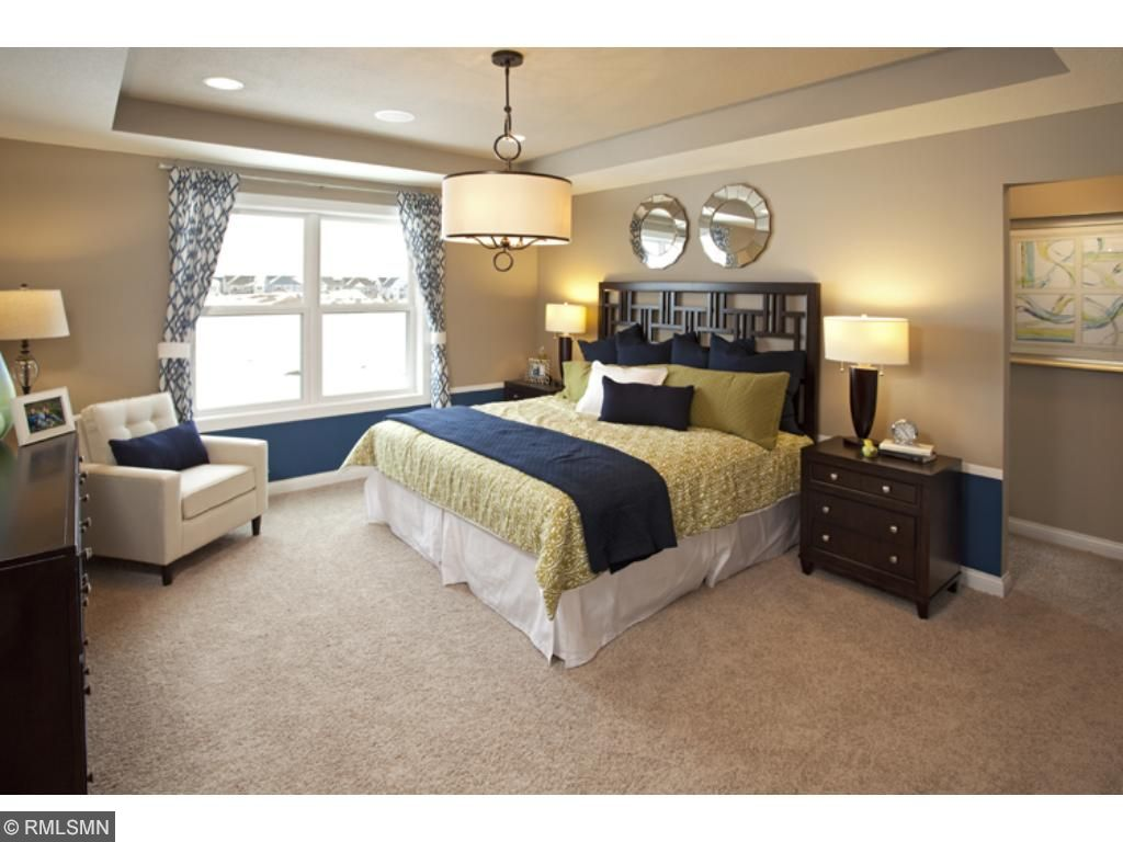 Photos of a Model - same floor plan, options and features may vary