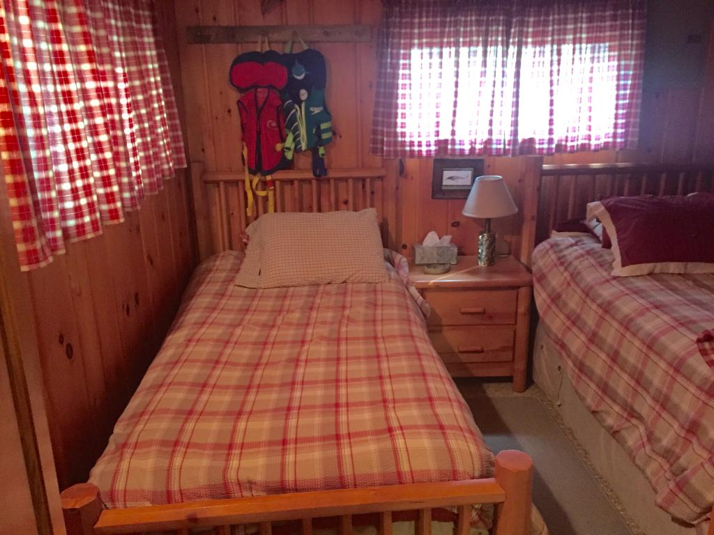 Two of two bedrooms