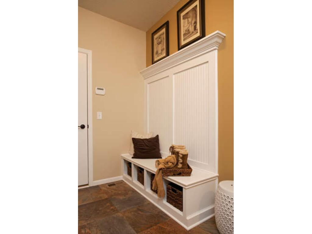 Photo of a Model - Pulte Everyday Entry/Mud Room