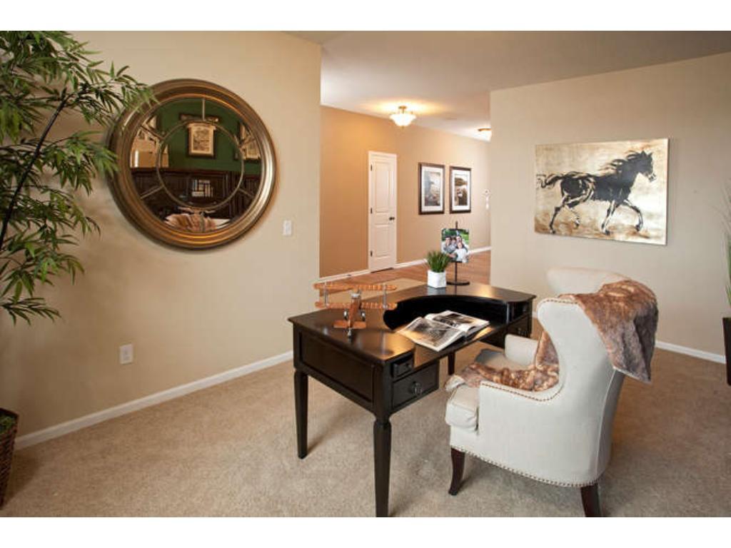 Photo of a Model - Flex room