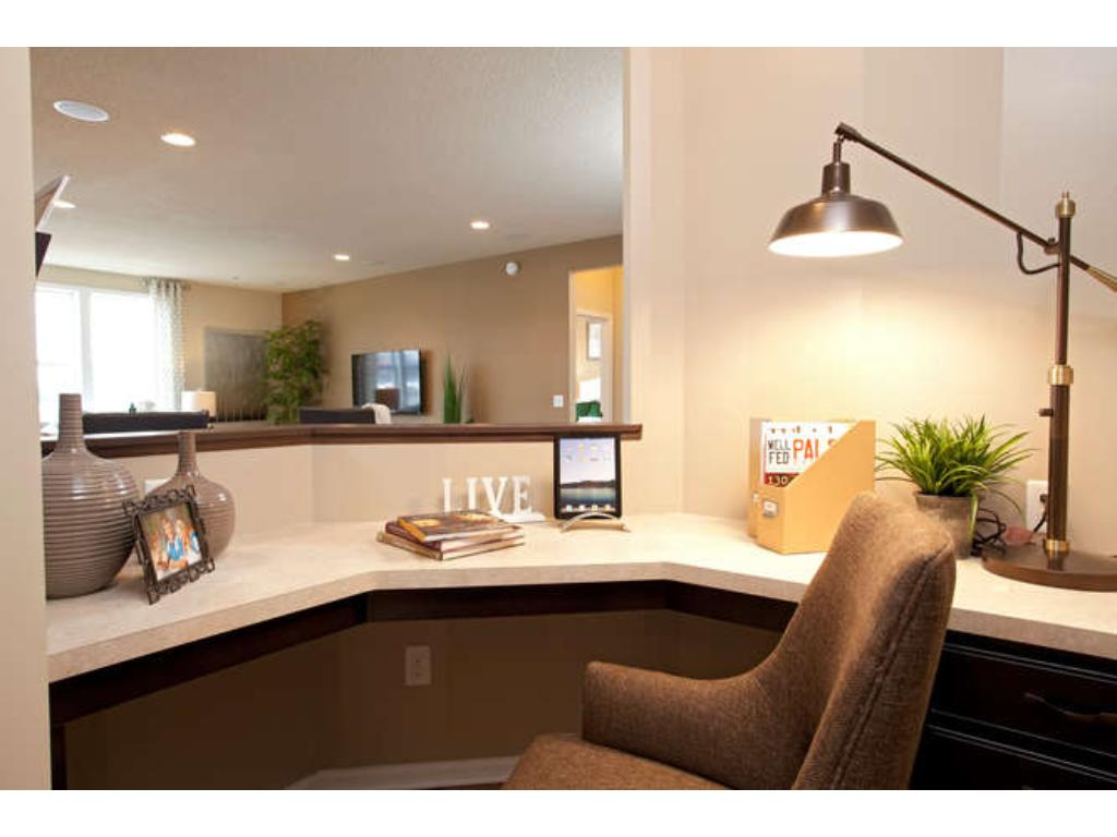 Photo of a Model - Pulte Planning Center