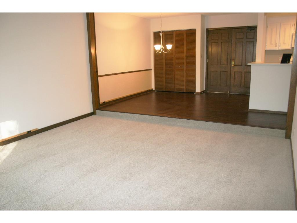 New carpet in living room and both bedrooms!