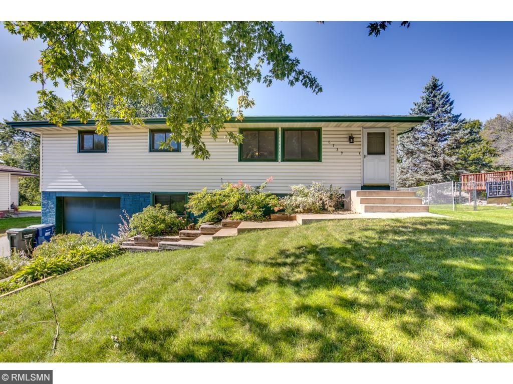 This turn-key rambler with many updates is well maintained and sits on a private lot in a quiet neighborhood. Exterior updates include a new roof, gutters and siding in 2008.
