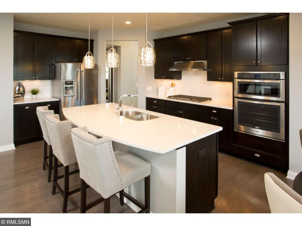 Hilltop floorplan available at Enclave at New Brighton Exchange
