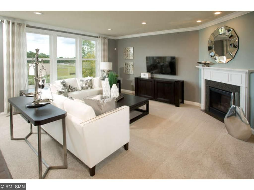 Formal dining room (model photo shown)