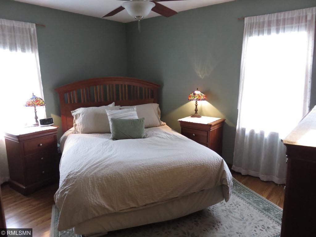 Main floor bed