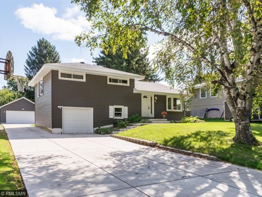 4BR/2BA home with many updates!