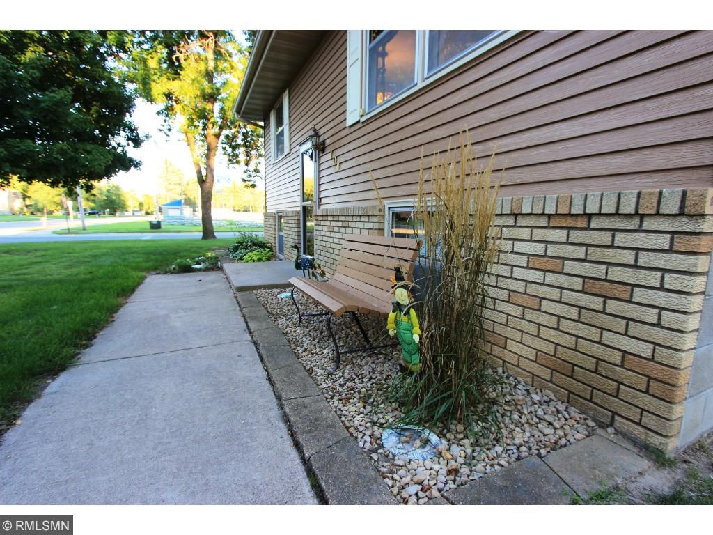 Brick Front with Cement Walkway