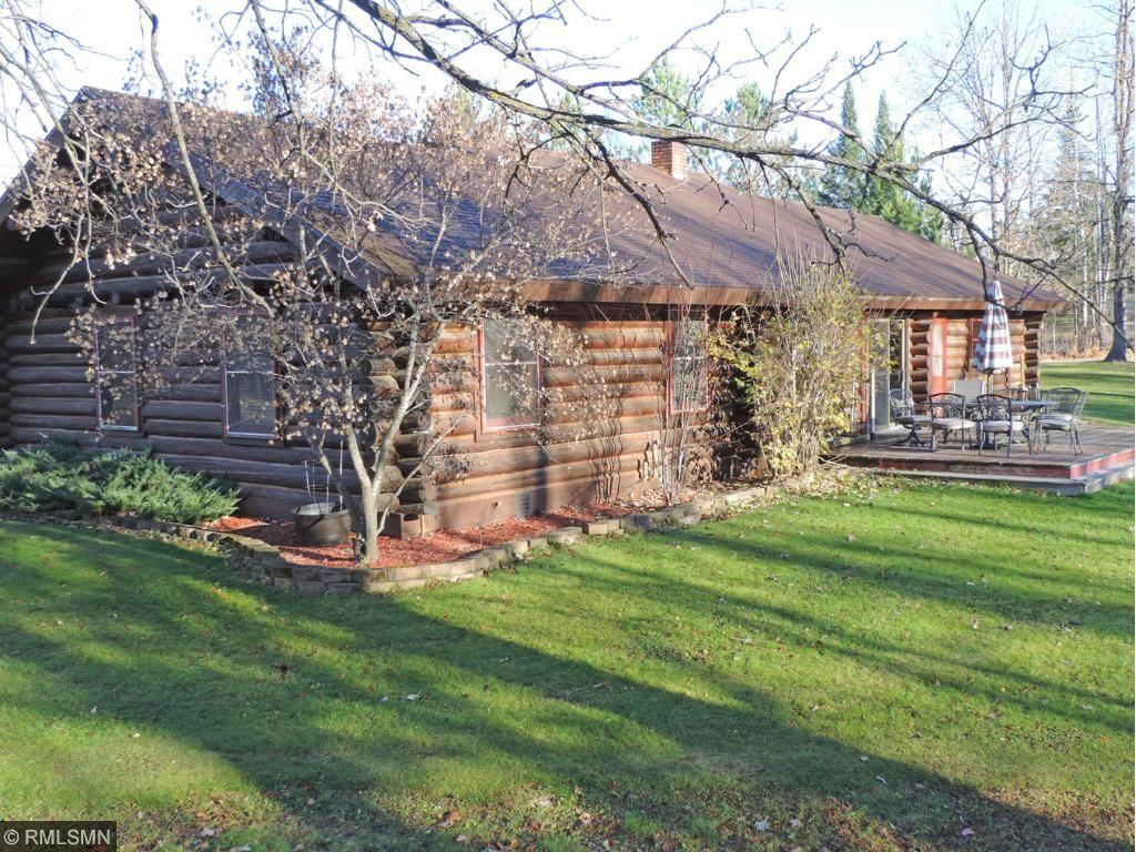 Log Homes For Sale Walker Mn