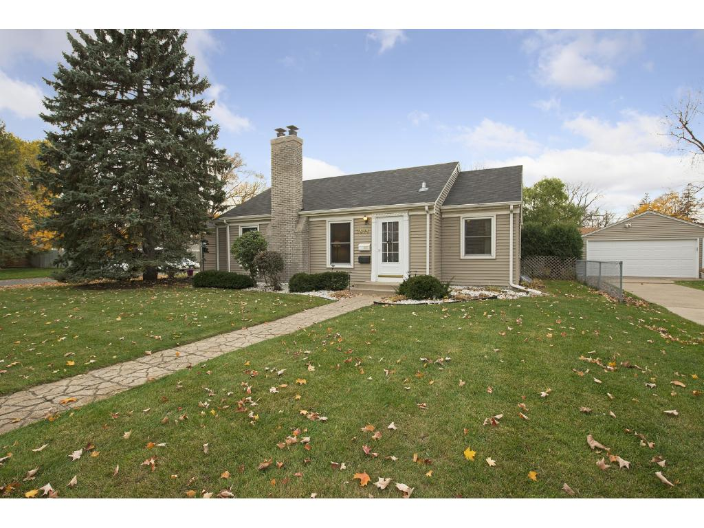 Beautiful 0.23-acre corner lot on the corner of 71st and Newton in Richfield.