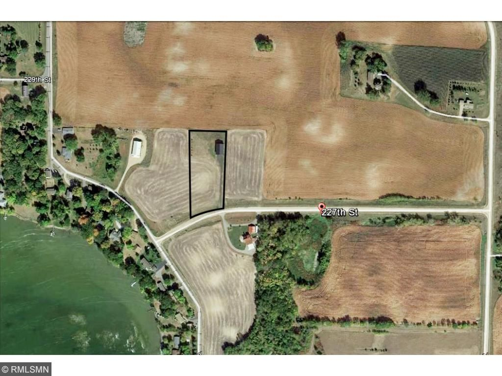 Need more land? The adjacent lot is also for sale.