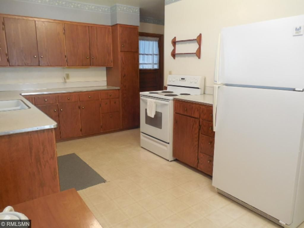 All appliances are included!