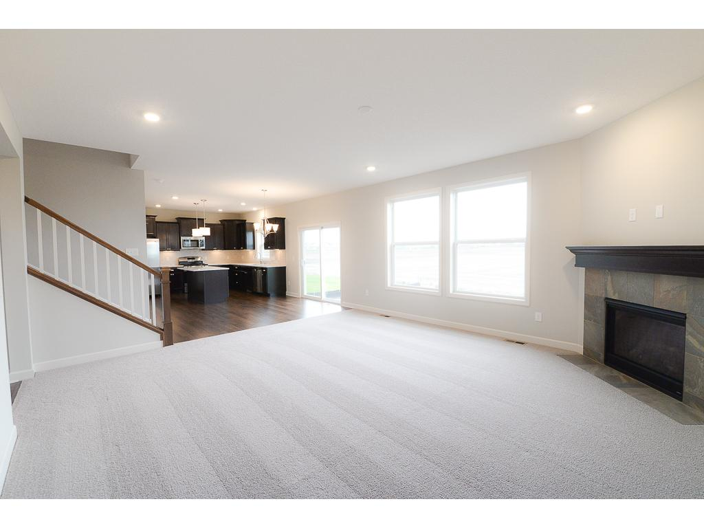 Open and spacious main floor will be an ideal setting for your holiday gatherings!